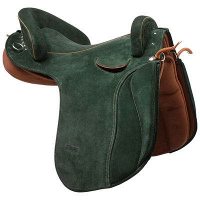 Zaldi Alta Escuela Saddle