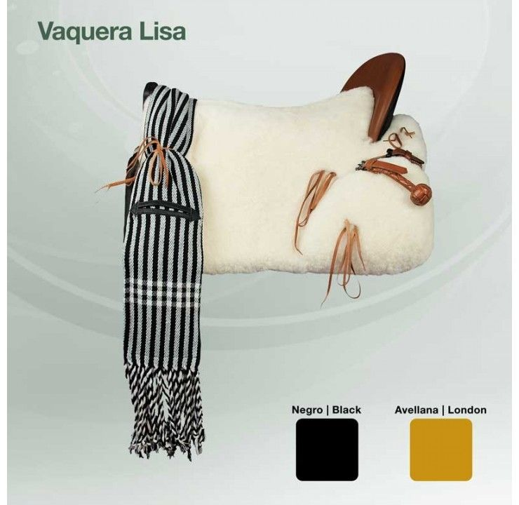 Zaldi Vaquera Lisa Saddle